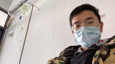 """Photo of حكاية شاب صيني شُفي من فيروس """"كورونا""""… """"كنت فعلاً مذعوراً""""!"""