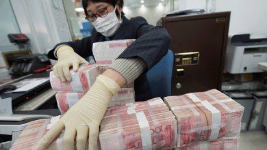 صورة الصين ستبدأ بالتخلص من الأموال التي تم جمعها في المناطق التي ينتشر فيها فيروس كورونا