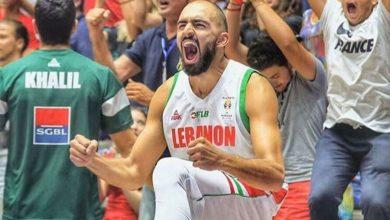 صورة لبنان يفوز على البحرين في كرة السلة التصفيات المؤهلة لنهائيات بطولة آسيا