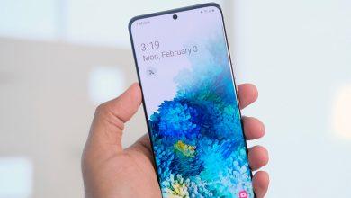 Photo of سامسونج تتحدى الجميع بملك الهواتف Galaxy Note 20 الأقوى شاشة