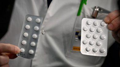 صورة تحذير: لا تستعمل دواء هيدروكسيكلوروكوين دون إشراف طبي