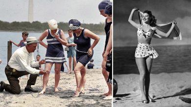 Photo of تاريخ موجز لتطور ملابس السباحة النسائية عبر الزمن