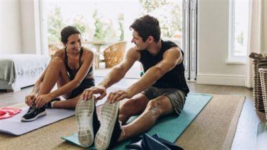 صورة ممارسة الرياضة مع الشريك مفتاح العلاقة الزوجيّة السعيدة