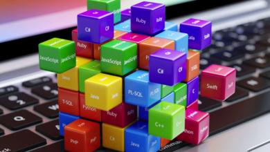 صورة أكثر لغات البرمجة شعبية في العالم: بايثون وجاڤا في الصدارة – إنفوجرافيك