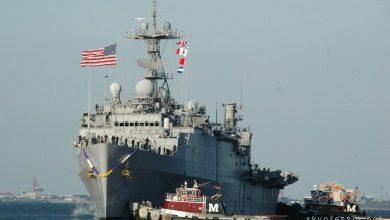 Photo of 11 زورقا للحرس الثورى الإيرانى قامت بعمليات مضايقة لسفن البحرية الأمريكية بالخليج