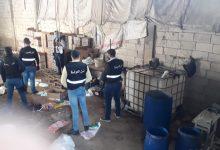Photo of بالصور: أمن الدولة تداهم مصنعًا لتزوير المعقمات في البقاع