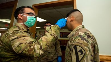 Photo of البنتاغون: 1259 إصابة بكورونا و4 وفيات بين موظفي وزارة الدفاع الأميركية