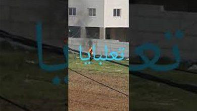 Photo of أضرم النار بنفسه بسبب أوضاعه المعيشية الصعبة (فيديو موجع)