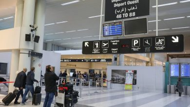 "Photo of المطار ينهي تجهيزاته لـ ""الأحد الكبير"""