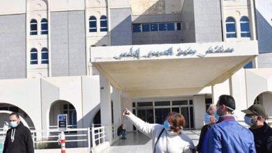 Photo of مستشفى الحريري: وفاة مريض بالكورونا في العقد السادس من العمر