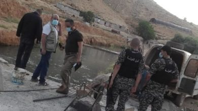 Photo of بالصور: هذا ما تمّ ضبطه على ضفاف نهر العاصي