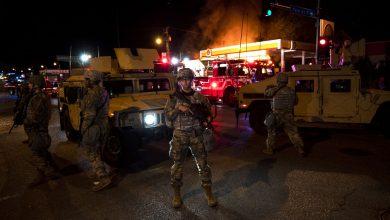 Photo of نيويورك تايمز: الجيش أُمر بتجهيز وحدات الشرطة العسكرية للنشر المحتمل في مينيابوليس