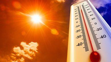 Photo of طقس حار وجاف خلال الأيام القادمة مع درجات حرارة فوق معدلاتها الموسمية
