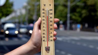 Photo of كتل حارة من شبه الجزيرة العربية تسيطر على لبنان والحرارة فوق معدلاتها الطبيعية وإلى ازدياد غدا!