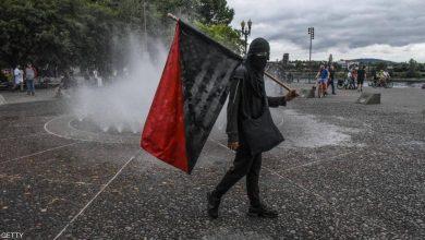 """Photo of """"أنتيفا"""".. سر الحركة التي تشعل التظاهرات وتخيف ترامب"""