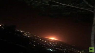 "Photo of وكالة ""مهر"" عن مصادر غير رسمية تفيد بسماع صوت انفجار رهيب شرق طهران"