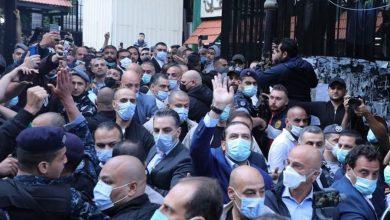"""Photo of """"قوى الأمن"""" توضحُ ملابسات الحادث الأمني لموكب الحريري"""