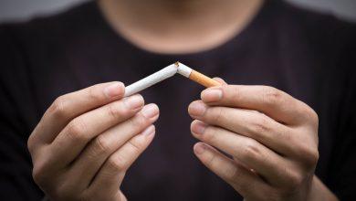 صورة وسيلة مساعدة و بسيطة للإقلاع عن التدخين