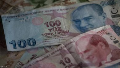 Photo of الليرة التركية في أدنى مستوى خلال شهرين بعد قفزة التضخم