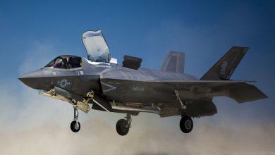 """صورة """"هآرتس"""": إسرائيل تطلب من واشنطن عدم بيع الإمارات طائرات """"أف 35"""""""