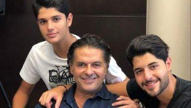 صورة إبنا راغب علامة هاجرا إلى دبي: المهم أن يعيشا بنظام لا تحكمه الخنازير القاتلة
