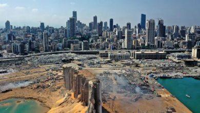 Photo of بيروت: 300 ألف باتوا مشردين… والأضرار طالت نصف العاصمة