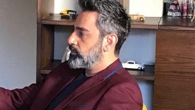 صورة إصابة الممثل اللبناني إيلي شالوحي بـ فيروس كورونا