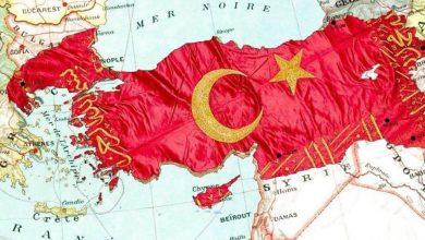صورة خريطة من عهد السلاجقة تؤكد «حلم» إردوغان بـ«النفوذ العثماني»