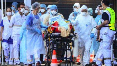 صورة للمرة السادسة.. فرنسا تتجاوز 10 آلاف إصابة بكورونا