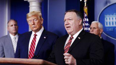 صورة الولايات المتحدة تعلن إعادة فرض جميع العقوبات الدولية على إيران