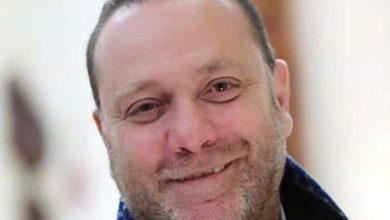 صورة بسام ابو زيد مصاب بفيروس كورونا