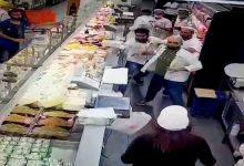 """صورة خلافٌ مرعبٌ بـ""""الساطور"""" في أدونيس بسبب فتاة! (فيديو)"""