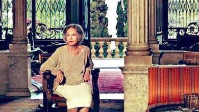 """صورة بعد اصابتها بإنفجار بيروت: توفيت """"سيدة القصر"""" الليدي إيفون سرسق كوكرن.. هذه قصتها (فيديو)"""
