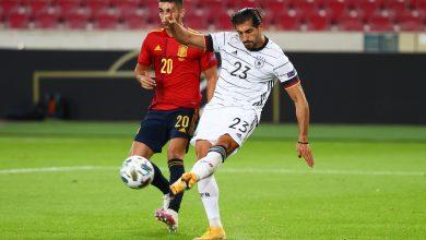 صورة فيديو | المنتخب الإسباني يخطف تعادلاً في الوقت القاتل من ألمانيا في افتتاحية  مسابقة دوري الأمم الأوروبية