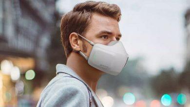 صورة شركة LG تبتكر كمامة ثورية… تقنية لتعقيم الهواء (صور)