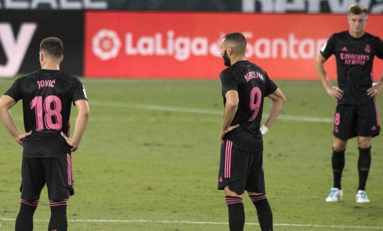"""صورة مهاجم ريال مدريد قد يُسجن 6 أشهر بسبب """"جريمة كورونا"""""""