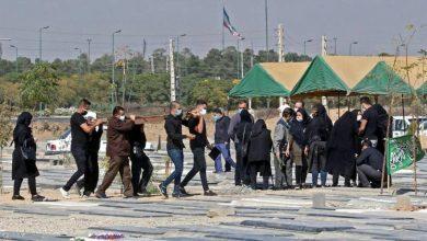 صورة إيران.. حالة وفاة بكوفيد-19 كل خمس دقائق