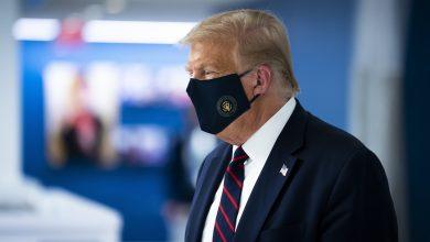 """صورة """"الوضع خطير""""… """"سي إن إن"""" تنشر تقريرا مقلقا بشأن حالة ترامب الصحية"""
