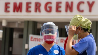 صورة أبو شرف: تأخّرنا كثيرا في التحضير للمستشفيات وما زلنا في بداية الكارثة
