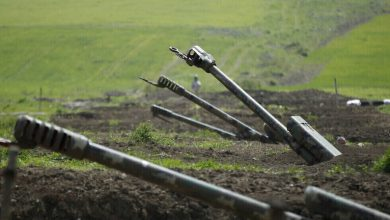 صورة الولايات المتحدة وأذربيجان وأرمينيا تعلن في بيان مشترك عن اتفاق لوقف إطلاق النار في قره باغ