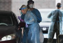"""صورة """"المستشفيات بدأت تمتلئ"""".. ارتفاع قياسي في إصابات كورونا في الولايات المتحدة"""