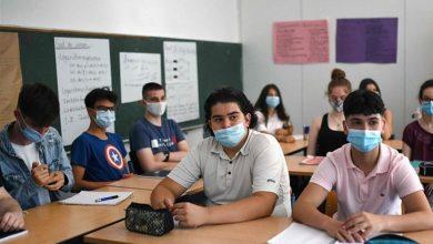 صورة كورونا وصل إلى إحدى المدارس اللبنانية في الجميزة… تلميذ مصاب حضر يوما واحدا وبعدما خضع لفحص الـ PCR أتت نتيجته إيجابية