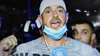 صورة بالفيديو: رعب وهلع جراء القصف على الفرق الإعلامية. الاعلامي ادمون ساسين يروي ما حصل في أرمينيا