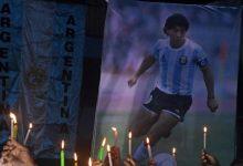 """صورة بقي 12 ساعة بلا فحص… تفاصيلٌ """"صادمة"""" عن وفاة مارادونا"""