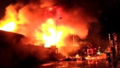 صورة انفجارٌ في ولاية كونيتيكت الأميركية… وسقوط قتلى