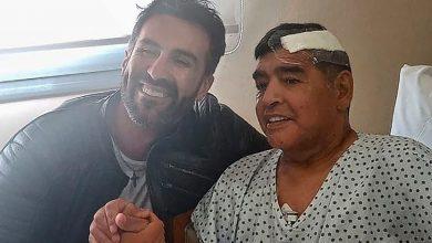 صورة مارادونا مات فقيراً لم يكن في جيبه أبداً أكثر من 100 يورو