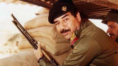 صورة الجيش الإسرائيلي يكشف عن فيديوهات قصف صدام حسين تل أبيب بالصواريخ عام 1991 – فيديو
