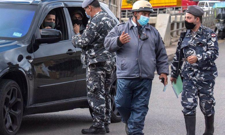 """صورة إلتزام المواطنين منازلهم… """"قوى الأمن"""" تُحذّر!"""